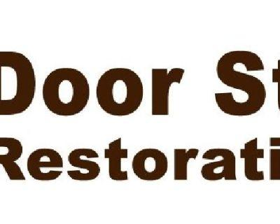DoorStain Restoration - Wood Door Refinishing & Staining