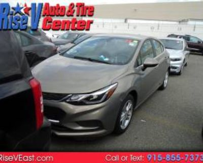 2017 Chevrolet Cruze LT with 1SD Hatchback Automatic
