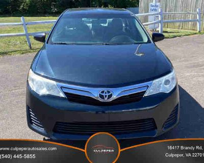 2014 Toyota Camry for sale