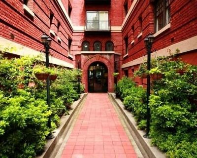 Urban Oasis on NW Lovejoy - Pearl District - Alphabet Historic District