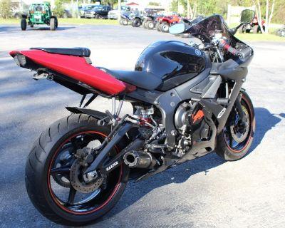 2008 Yamaha YZF-R6SXB/C Black