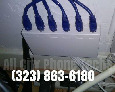 ►PHONE JACKS, SPECTRUM INTERNET & PHONE Installation