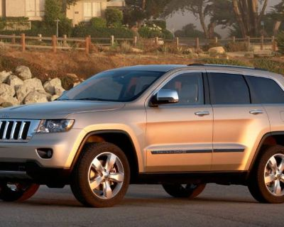 2013 Jeep Grand Cherokee Laredo Altitude