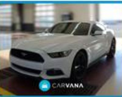 2016 Ford Mustang White, 79K miles