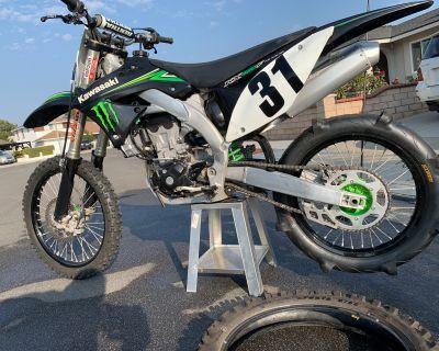 2009 Kawasaki KX