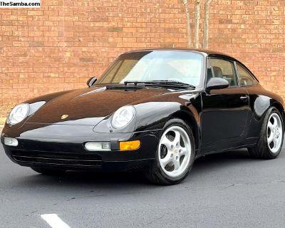 1995 Porsche 911 993 Carrera