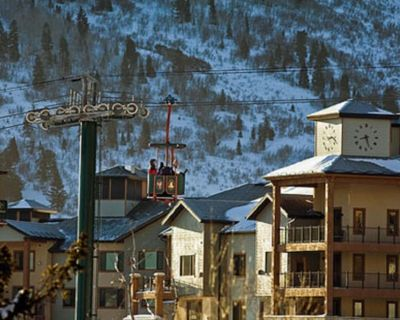 Ski in - Ski out Luxurious Queen Studio W/ Full Kitchen At Canyons Resort - Park City