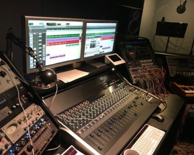 Real Line Music - Recording Studio, Los Angeles, CA
