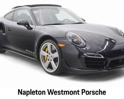 2016 Porsche 911 Turbo
