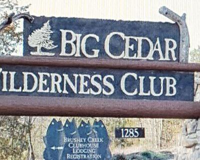 Big Cedar Wilderness Resort - Big Cedars