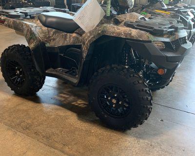 2021 Suzuki KingQuad 750AXi Power Steering SE Camo ATV Utility Woodstock, IL
