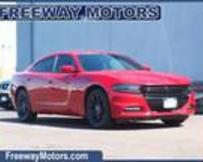 2015 Dodge Charger Red, 69K miles