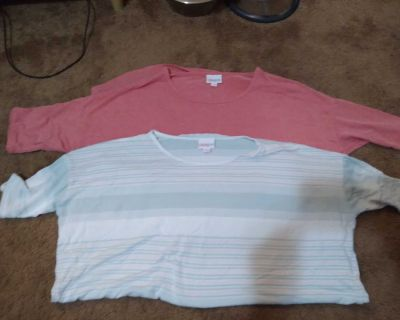 Lularoe shirts small