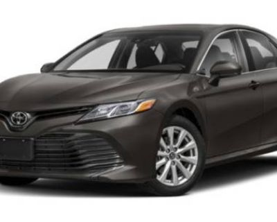 2020 Toyota Camry LE