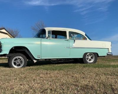 1955 Chevrolet 210 Gasser Classic Coupe