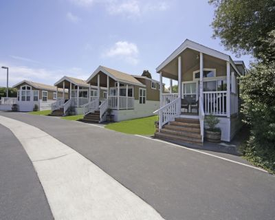Cozy Vacation Cottage 300 at Pismo Sands RV Resort - Oceano