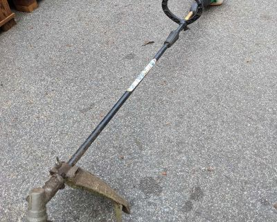 Weed Eater Featherlite gas powered