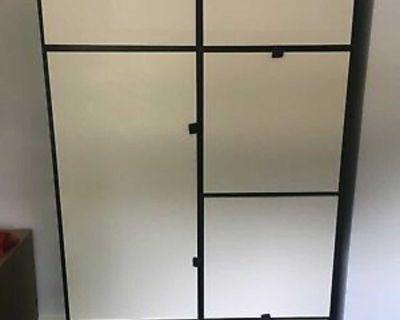 """IKEA/ODDA Wardrobe (47 1/4 x 21 5/8 x 78 3/4"""")"""