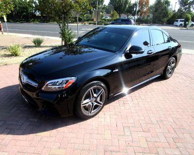 Used 2020 Mercedes-Benz C43 AMG AMG 4MATIC**DRIVER ASSIST*HEATED SEATS**PANO**