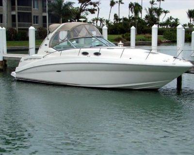 2003 32' Sea Ray 320 Sundancer