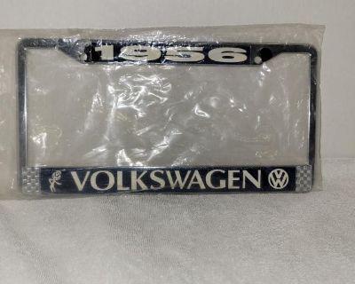 1956 License Plate Frame