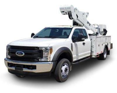 2018 FORD F550 Boom, Bucket, Crane Trucks Truck