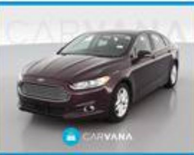 2013 Ford Fusion Red, 92K miles