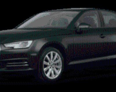 2017 Audi A4 Premium Plus quattro Automatic