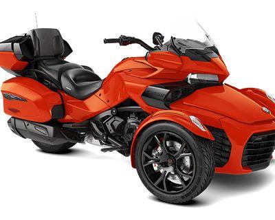 2021 Can-Am Spyder F3 Limited 3 Wheel Motorcycle Chesapeake, VA
