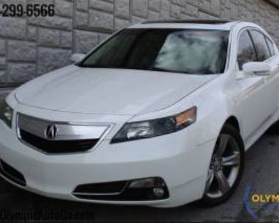 2012 Acura TL FWD Automatic with Advance Package