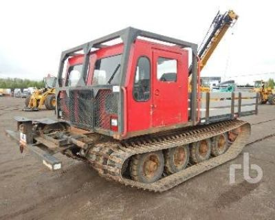 1991 GO TRACT RTV FLAT DECK Crawler Carriers, Dumpers