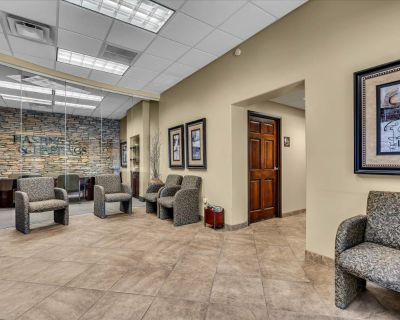 Large +/-3,850 SF Office For Lease