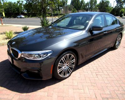 Used 2017 BMW 540i M SPORT PKG**NAVI**HEADS-UP**HK MUSIC**HEAT SEATS*