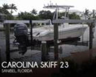 23 foot Carolina Skiff Ultra Elite SS