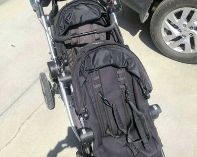 GUC City Select Double Stroller