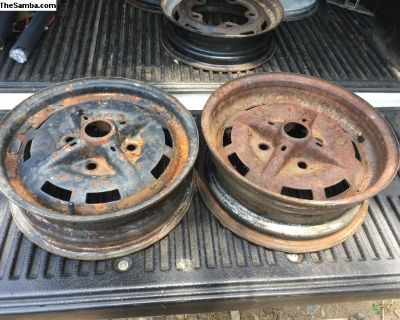 """Sport Bug Rims 5.5"""" And 4.5"""""""