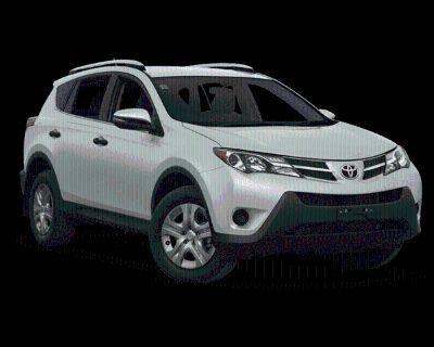 Pre-Owned 2013 Toyota RAV4 XLE AWD 4D Sport Utility