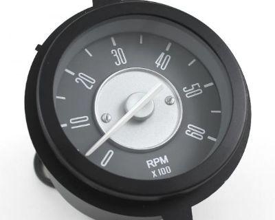 New Baywindow Tachometer - Grey Face