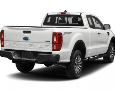 Pre-Owned 2021 Ford Ranger XL RWD Extended Cab Pickup