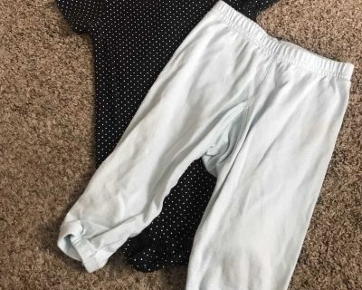 Carter s 6-12month Outfit