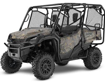 2021 Honda Pioneer 1000-5 Deluxe Utility SxS Austin, MN