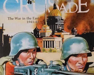 Dark Crusade (3W Games-1984)