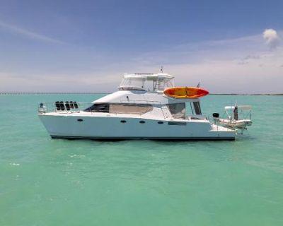 2002 Wright Power Catamaran