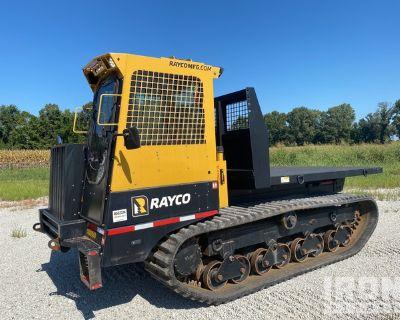 2016 Rayco RCT110 Crawler Dumper