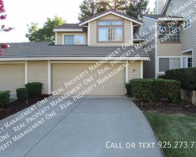 Beautiful 3 Bed/2.5 Bath Townhome in Great Livermore Location