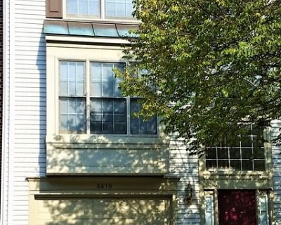 Townhouse Rental - 8610 Woodland Manor Dr