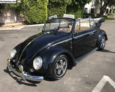 1965 VW Bug Convertible Turn Key