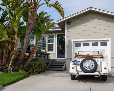 Just 2 Blocks From The Beach, The Pier & Ocean Av (Main St) - Cayucos