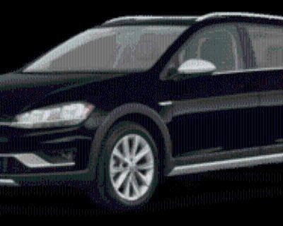 2019 Volkswagen Golf Alltrack SE DSG
