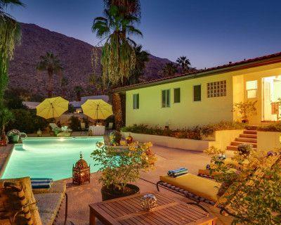 La Dolce Vida Tuscan Inspired Property in Palm Springs, Palm Springs, CA